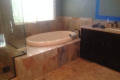 Bathroom remodels in Tempe Arizona