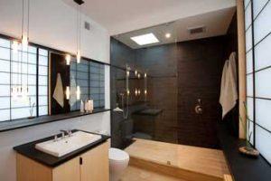 Design Dilemmas: Will Wood Floors Work in Bathroom Remodels?